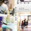 | 曼谷 | ATM Tea Bar : SIAM站的超美漸層高顏值飲料店!